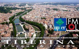 """Mostra """"TIBERINA, l'acqua & l'urbe"""" dal 28 Settembre 2018: brindisi con gli Autori"""